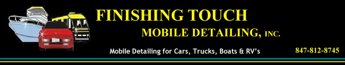 Finishing Touch Mobile Detailing, Inc